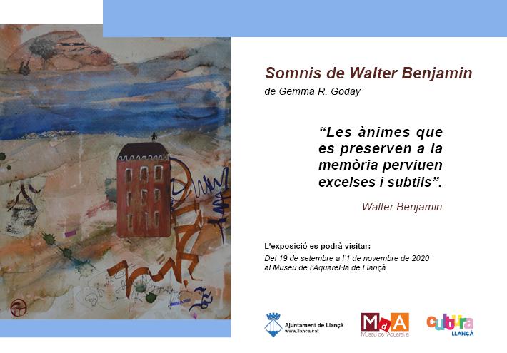 Somnis de Walter Benjamin
