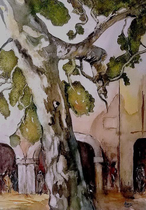 Pintem l'arbre